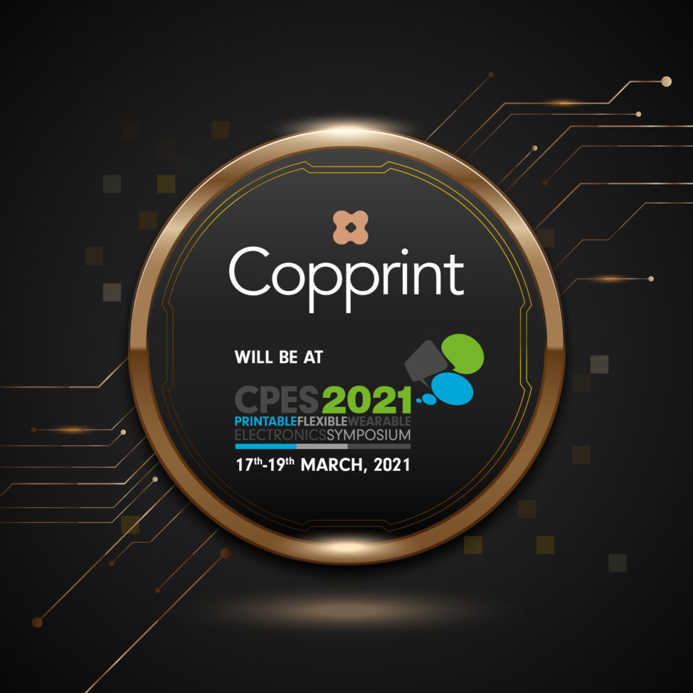 Copper Sponsor for CPES2021